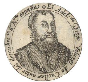 Biografía de Diego Velázquez de Cuéllar