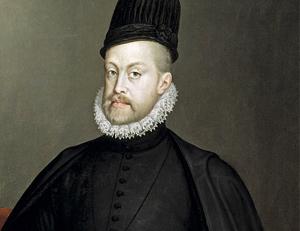 Biografía de Felipe II