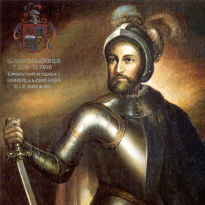 Biografía de Francisco de Montejo