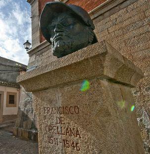 Biografía de Francisco de Orellana