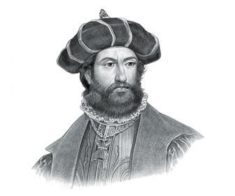 Biografía de Vasco da Gama