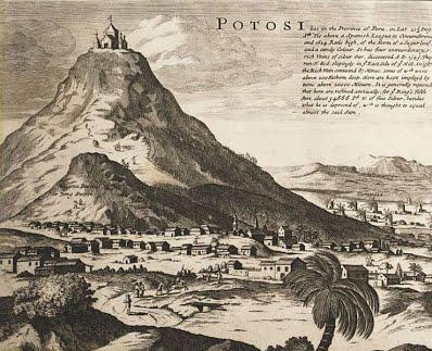 La mina del Potosí