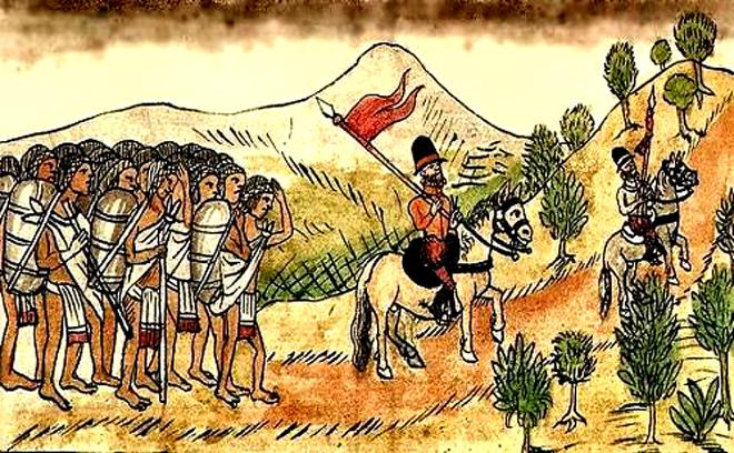 La encomieda indiana